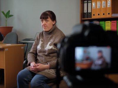 Интервью с подопечной Еленой