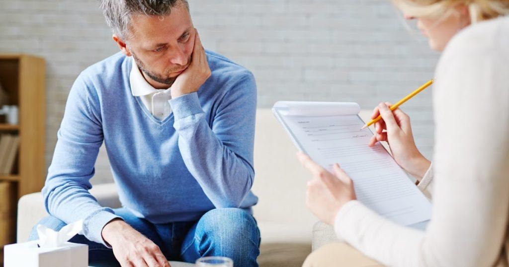 Консультация юриста или психолога