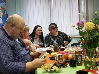 Встреча общественников города Зеленоград