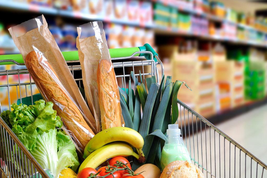 Помощь продуктами питания и лекарствами